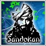 Retro tričká Sandokan