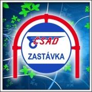 Tričko ČSAD Zastávka