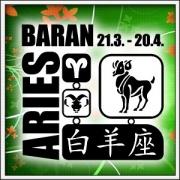 Tričko Znamenie Baran