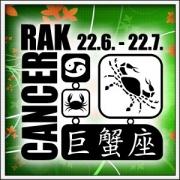 Tričko Znamenie Rak