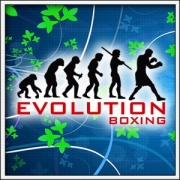 Tričko Evolution Boxing