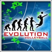 Tričko Evolution Volleyball
