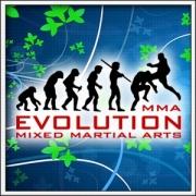 Tričko Evolution MMA
