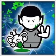 Tričko Spock