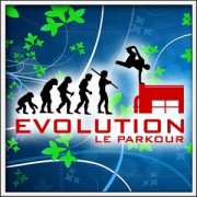 Tričko Evolution Le Parkour