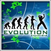 Tričko Evolution Zumba