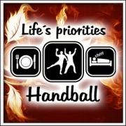 Life´s priorities - Handball
