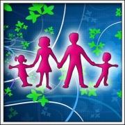 Tričko Symbol rodiny