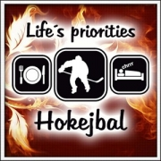Life´s priorities - Hokejbal