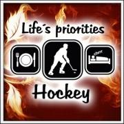 Life´s priorities - Hockey
