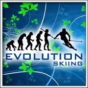 Tričko Evolution Skiing