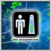 Tričko WC Afganistan