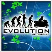 Tričko Evolution Motorbike