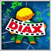 Vtipné retro tričko DIAX 3 chlapec detský diaprojektor, premietačka pre deti