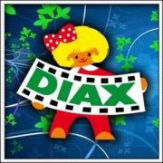 Tričko DIAX dievča - 5 farieb