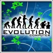 Vtipné tričká Evolution PC