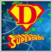 Vtipné tričko superdedo, dedko alias paródia Superman - Superdedo - Superdedko