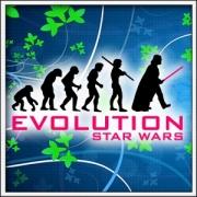 Tričko Evolution Star Wars