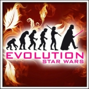 Evolution Star Wars