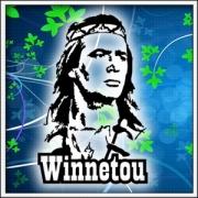 Retro tričká Winnetou