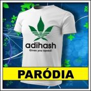 Vtipné tričká s jedinečnou potlačou - vtipné paródia tričká - pumba, coma, adihash, lama, pudel, ninja