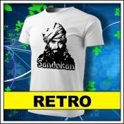 Vtipné retro tričká s jedinečnou potlačou - tričko sandokan - tričko winnetou - tričko jawa - retro tričko škoda