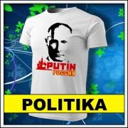 POLITICKÉ TRIČKÁ
