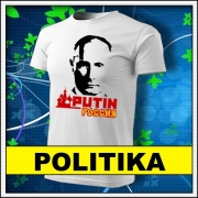 Politické tričká - Tričko Putin - Tričko anti usa - tričko fuck the usa - tričko made in usa
