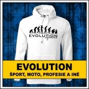MIKINY EVOLUTION PÁNSKE