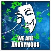 Tričko Anonymous 01
