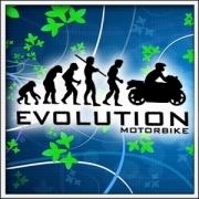 Evolution Motorbike