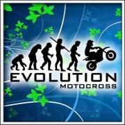 Tričko motocross - Evolution Motocross - motokrosove tričko - motoristické tričko - moto tričko - moto tričká