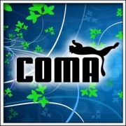 Vtipné tričko s potlačou Coma, tričko Coma paródia, vtipné tričká coma