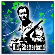 Retro tričko Old Shatterhand