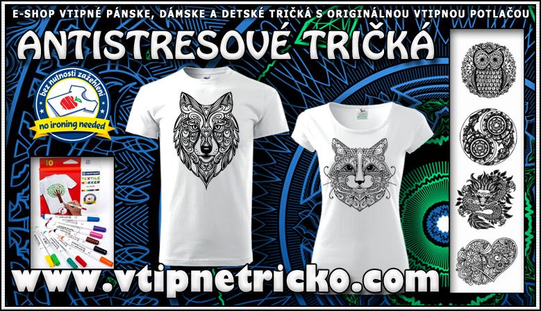 Pánske a dámske vtipné tričká s vtipnou potlačou, antistresové omalovanky tričko vlk sova srdce mačka drak, narodeninové darčeky